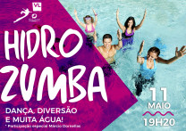 Cartaz Hidro Zumba FInal