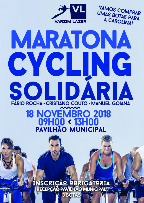 Maratona Cycling Solidária