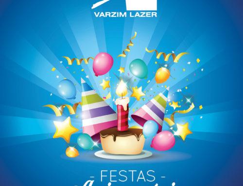 Aniversários Varzim Lazer