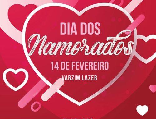 Dia dos Namorados na Varzim Lazer
