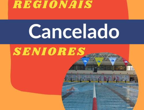 Campeonatos Regionais de Natação – Juvenis, Juniores e Seniores da ANNP