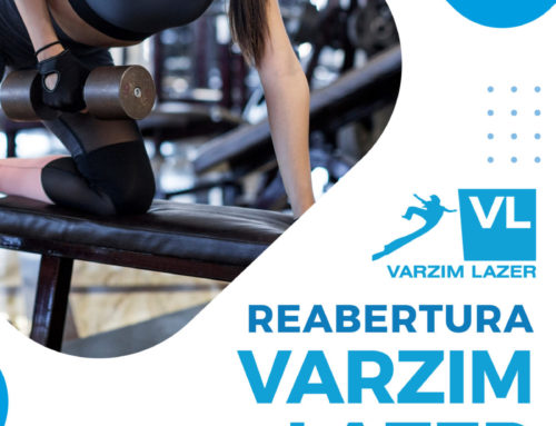 Reabertura Varzim Lazer